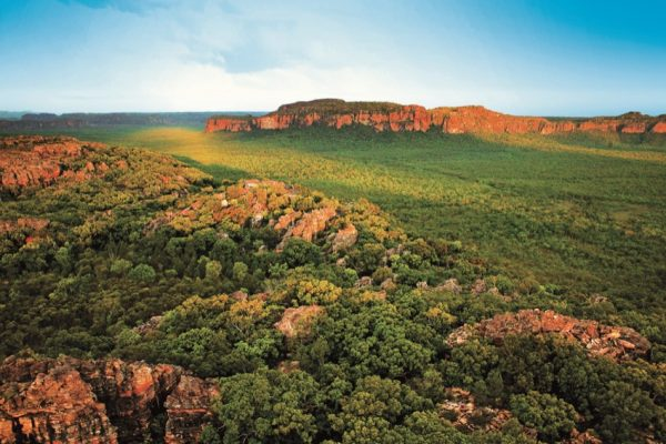 Arnhem Land Escarpment, Kakadu National Park